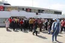 گشت در اروندرود با کشتی تفریحی؛ گامی برای رونق گردشگری دریایی خوزستان
