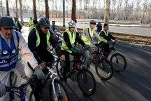 شهرداری کرج زیر ساخت های دوچرخه سواری را توسعه دهد