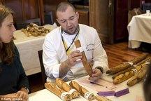 راز رژیم غذایی بانوی اول فرانسه+ تصاویر