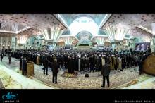 مراسم هفتمین روز رحلت آیت الله هاشمی رفسنجانی(ره)-4