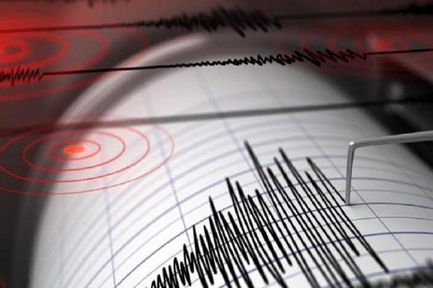 زمین لرزه 5 و 2 دهم ریشتری لافت در جزیره قشم را لرزاند