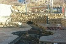 چشمه «کهریز» در چهارمحال و بختیاری خشک شد