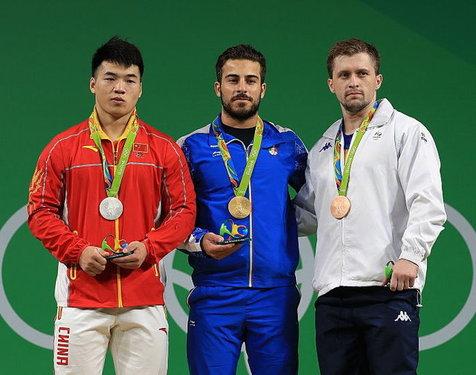 تست دوپینگ رقیب رستمی در المپیک ریو مثبت شد
