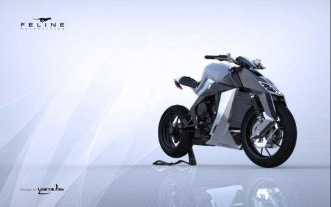 موتورسیکلت آینده را اکنون ببینید