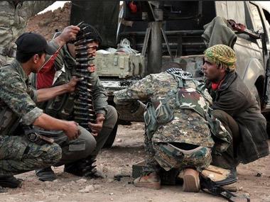 بسیاری از مناطق شهر کوبانی از اشغال داعش خارج شد
