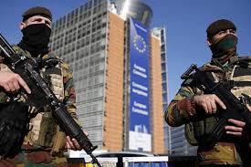 بلژیک از احتمال حمله تروریست ها به اروپا هشدار داد