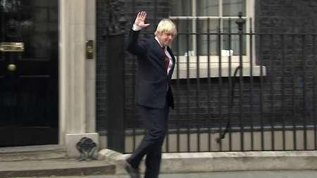 عدم استقبال اروپایی ها از انتخاب جانسون به عنوان وزیر خارجه انگلیس