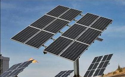 افتتاح بزرگترین نیروگاه خورشیدی کشور در ملارد