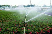 طرح تجمیع کشاورزی راهی برای کاهش هزینه های آبیاری نوین است