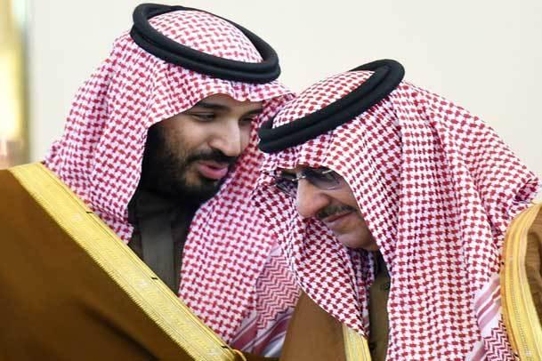 ظهور بن سلمان و تابوشکنی در بازی تاج و تخت عربستان