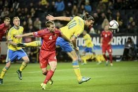 راه یابی سوئد و اوکراین به یورو2016
