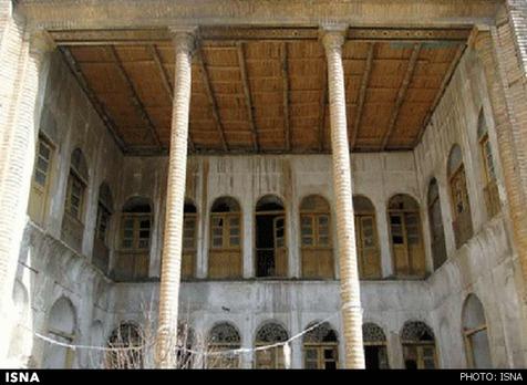 منزل ملک التجار، یادگاری از دوران قاجار