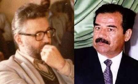 مذاکره خواندنی صدام حسین و ابراهیم یزدی