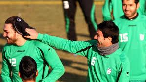 گزارش جالب خبرنگار انگلیسی از تیم ملی ایران