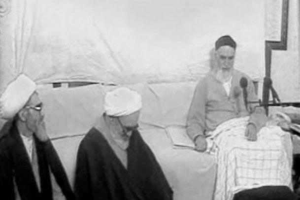 Картинки по запросу مهر وصیت نامه امام خمینیم