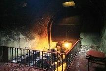 جزییات آتشسوزی انبار جوهر رنگ در بازار تبریز
