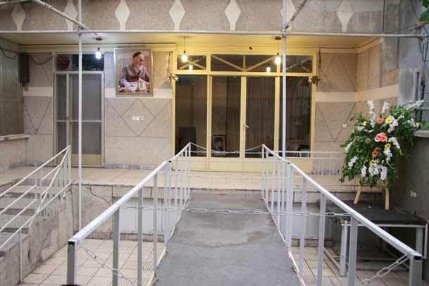 بازدید مجازی از بیت امام خمینی/ کلیک کنید