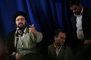سید علی خمینی : نظارت مردم رمز بقای نظام است