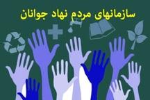 13 سازمان مرد نهاد جوانان در بوکان منتظر صدور مجوز است