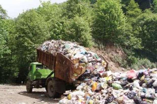وضعیت سایت دفن زباله کلاکولی رامسر به مرحله بحران رسید