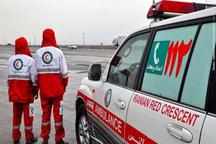 امدادگران گیلان در جستجوی فرد گمشده در ارتفاعات ماسال هستند