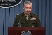 ادعای فرمانده تروریستهای سنتکام درخصوص وقوع جنگ با ایران