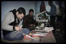 حضور دایی و انوشیروانی در مرکز ترک اعتیاد اردبیل