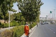 معاون رئیس جمهوری: بیرجند شهری تمیز است