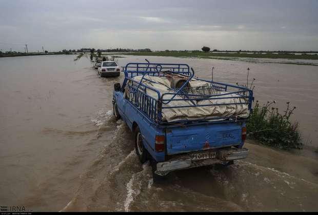 چهار انبارتعاون روستایی خوزستان برای سیل زدگان آماده سازی شد