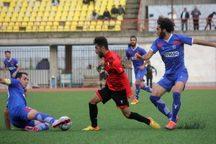 تیم فوتبال موکریان مهاباد مقابل شهرداری آستارا هم شکست خورد