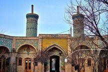 """وقفنامه مسجد """"خانم"""" زنجان در فهرست آثار ملی جای گرفت"""