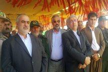 امنیت جمهوری اسلامی به برکت خون مطهر شهدا بدست آمده است