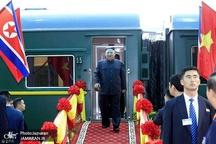 استقبال ویژه از رهبر کره شمالی+ تصاویر