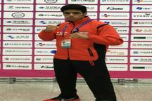 ووشو کار سیستان و بلوچستان قهرمان آسیا شد