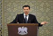 پیام های مستقیم و غیرمستقیم بشار اسد به داخل و خارج از سوریه