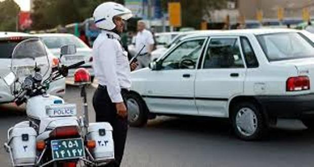 75 هزار راننده مختلف در کرج اعمال قانون شدند