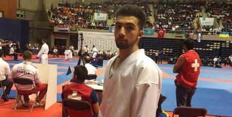 مدال نقره به علی کریمی رسید