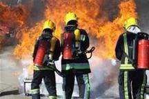 آتش نشانان اردبیل 170 عملیات موفق انجام دادند