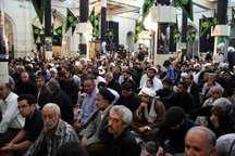 آیین بزرگداشت سالگرد ارتحال آیت الله فاضل لنکرانی در قم برگزار شد