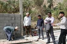 اجرای طرح هادی در 59 روستای دشتی مصوب شد