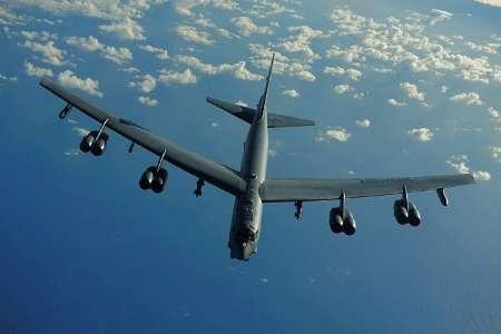 جنگنده روسی بمب افکن آمریکا را رهگیری کرد