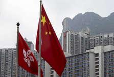 چین از ورود ناو جنگی آمریکا به آب های هنگ کنگ جلوگیری کرد