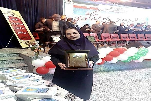 آموزشگاه خسروی مهاباد حایز رتبه ممتاز کشوری شد