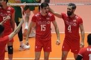والیبال ایران در انتظار یک برد برای صعود به مرحله نهایی+ برنامه/ معرفی تیم ها