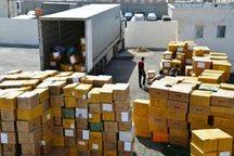 بیش از 21 میلیارد ریال کالای قاچاق در اصفهان کشف شد