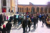 اقامت بیش از 227 هزار مهمان نوروزی در کردستان