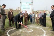 کلنگ زنی بزرگترین آکادمی ورزشهای پهلوانی و زورخانهای کشور در کردستان