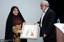 نکوداشت«حمیرا ریگی» نخستین بانوی سفیر سیستان و بلوچستانی