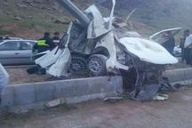 شهروند ماکویی براثر برخورد خودرو پژو با تیرچراغ برق جان باخت