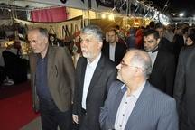بازدید وزیر فرهنگ و ارشاد اسلامی از  سیزدهمین جشنواره ملی آش ایرانی